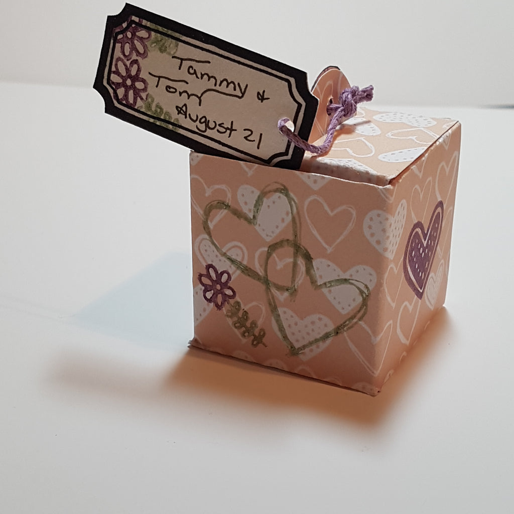 Wedding Favors by Cathy Potosky