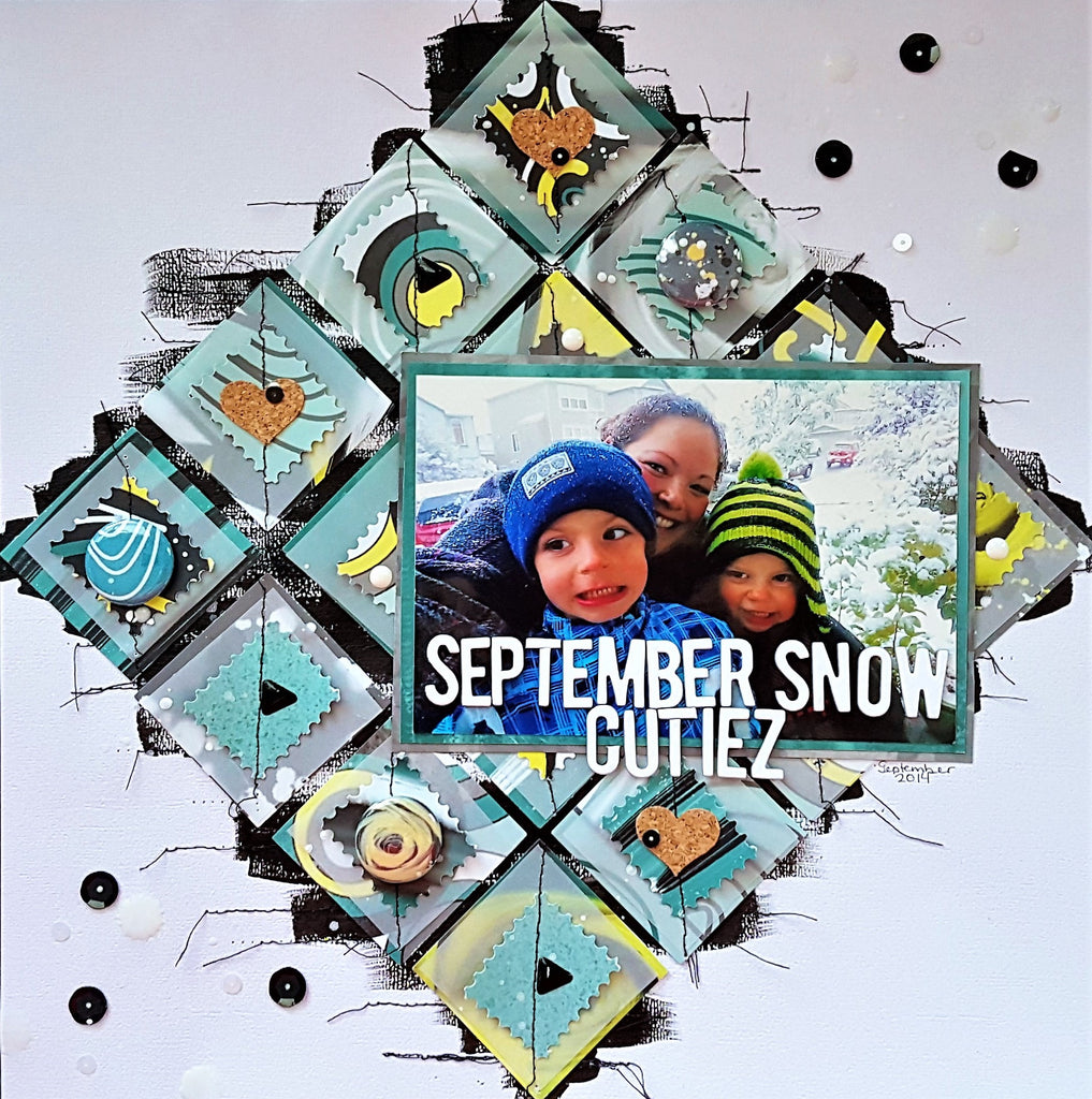 September Snow Cutiez by Jenn