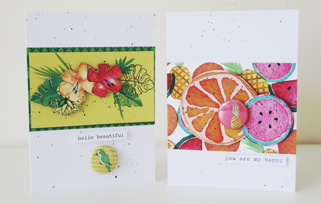 Palm Paradise | Card Set | Rachel Lowe