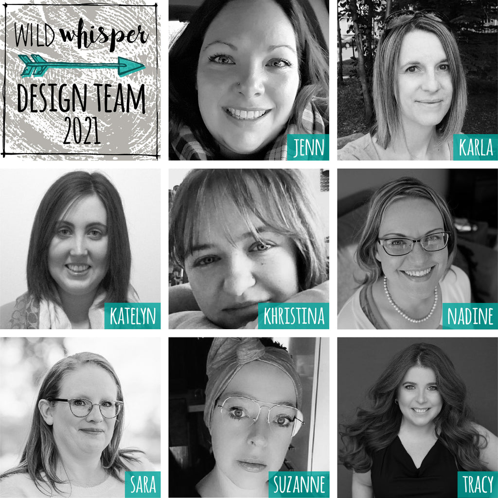 Announcing Our 2021 Design Team!