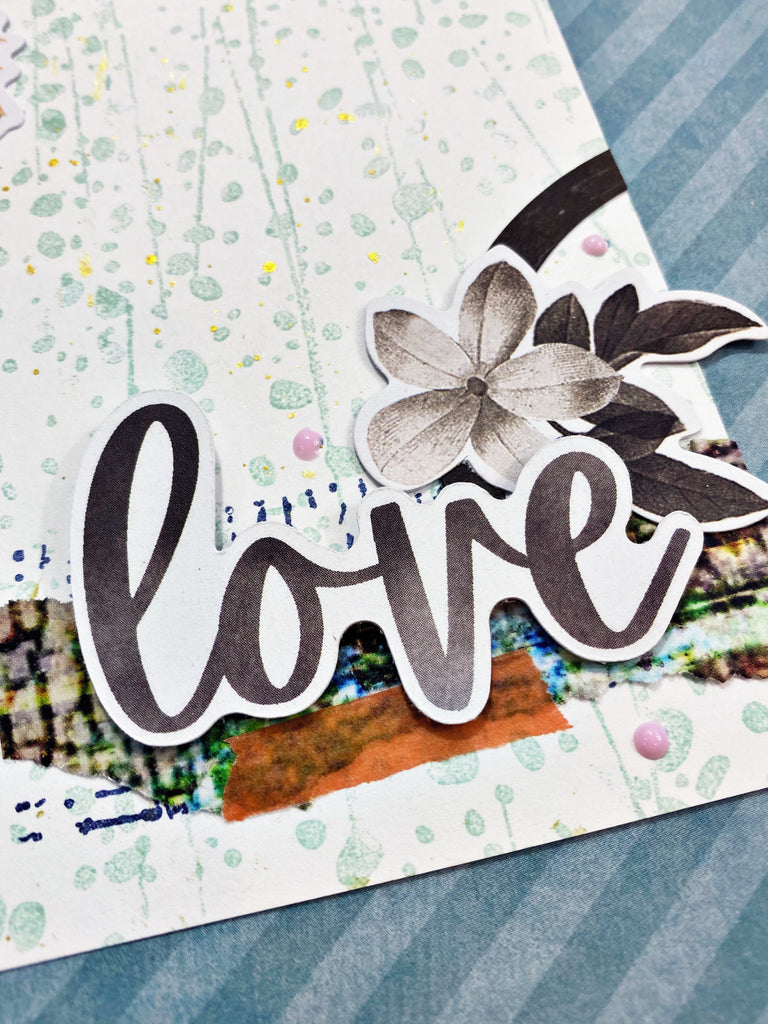 Love Traveler's Notebook Spread with Khristina