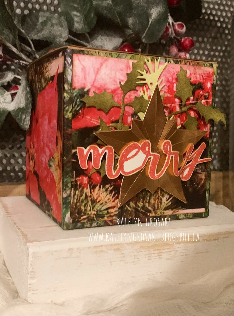 Merry Gift Box with Katelyn
