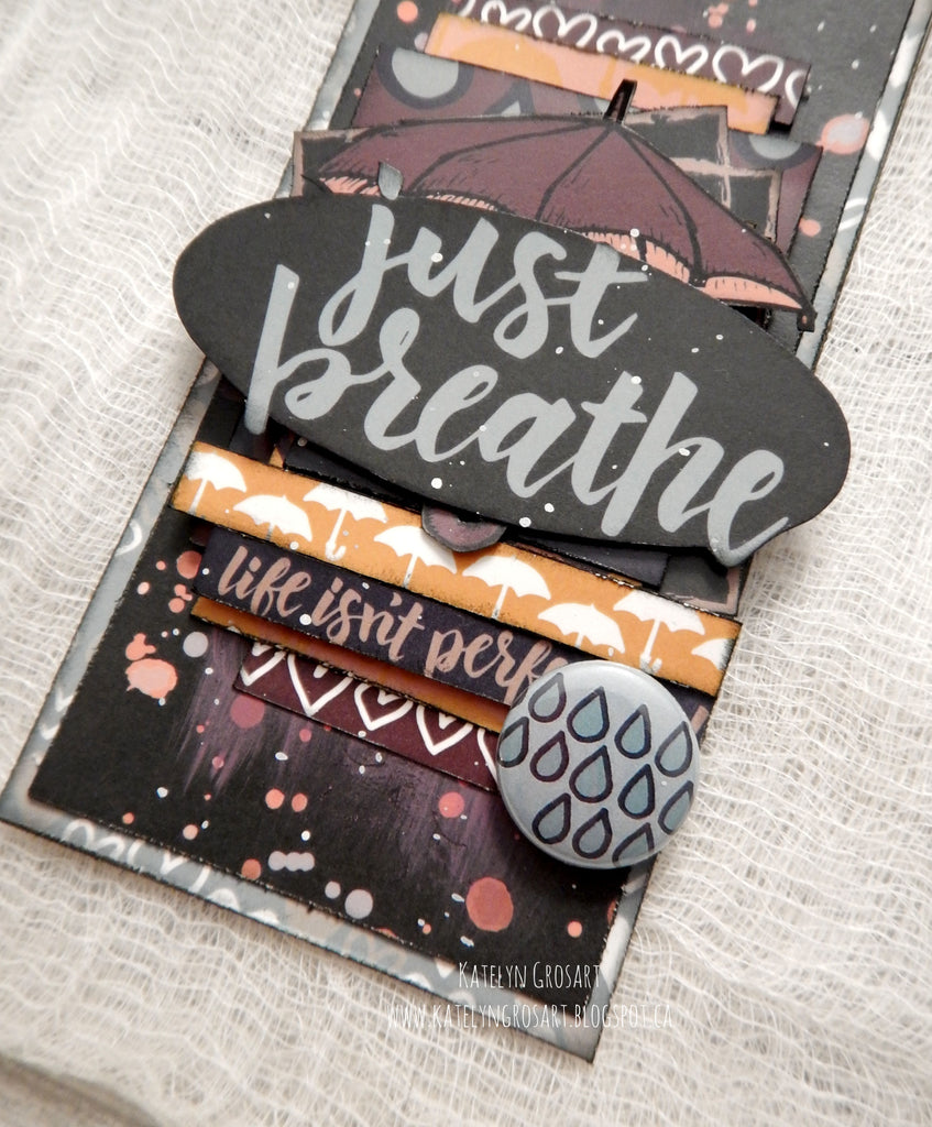 Just Breathe Tag by Katelyn