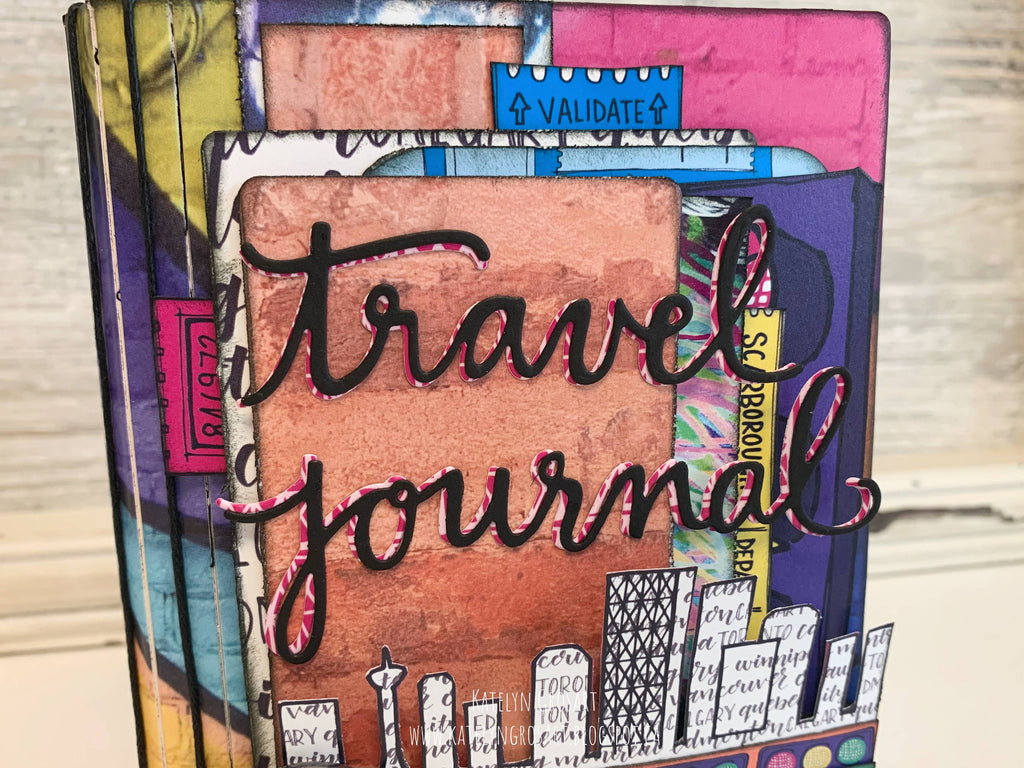Travel Journal by Katelyn
