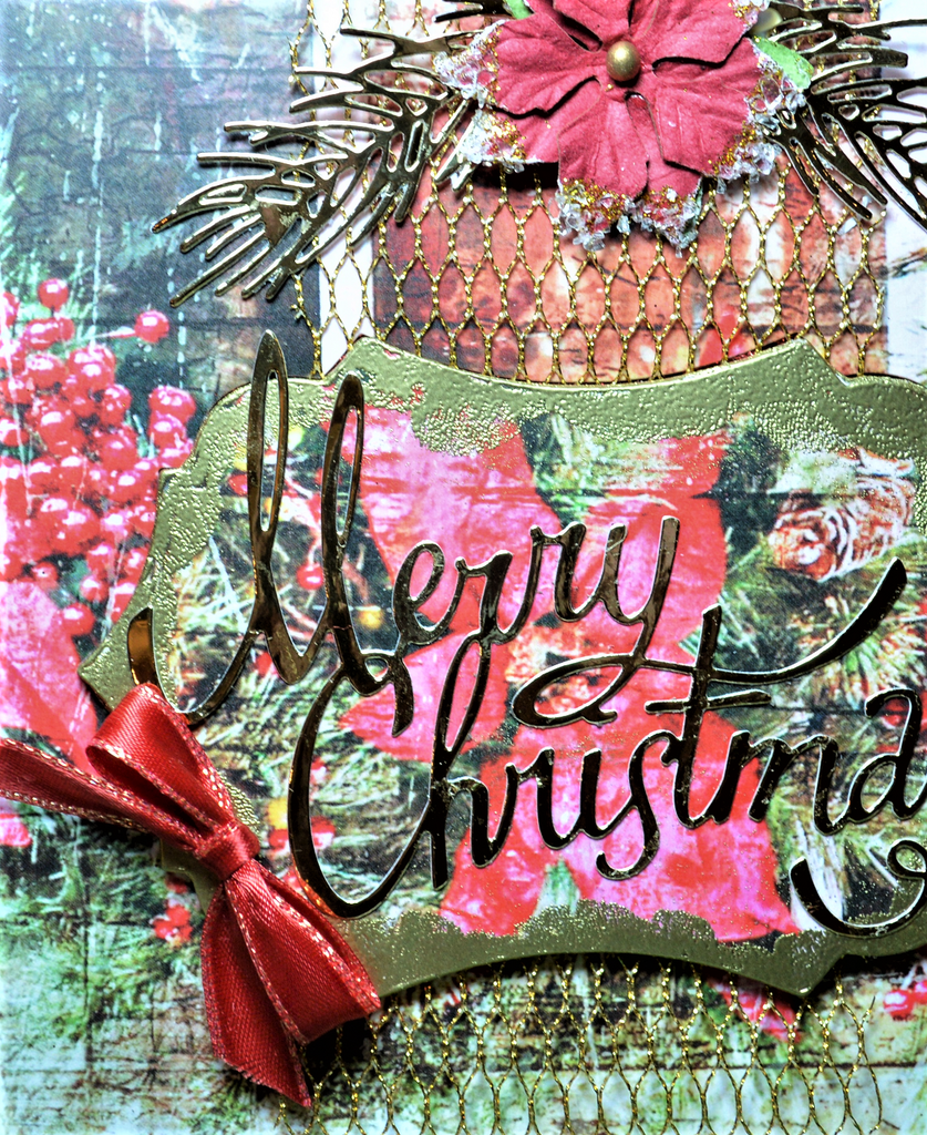 A Trio of Christmas Cards by Linda