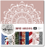 Home for the Holidays 12x12 Paper Pack