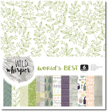 World's Best 12x12 Paper Pack