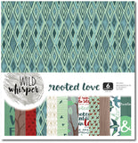 Rooted Love - 12x12 Paper Pack