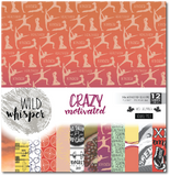 Crazy Motivated - DOUBLE 12x12 Paper Pack