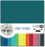 Back to Basics - DOUBLE 12x12 Paper Pack