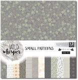 Small Patterns - DOUBLE 12x12 Paper Pack