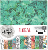 Floral - DOUBLE 12x12 Paper Pack