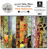 Pam Bray - Fall & Halloween 12x12 Paper Pack