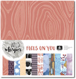 Focus on You 12x12 Paper Pack