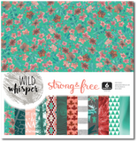 Strong & Free 12x12 Paper Pack