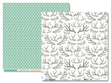 Holiday Style 12x12 Paper Pack