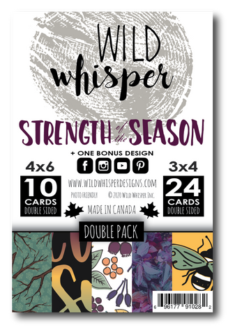 Strength of the Season - DOUBLE Card Pack