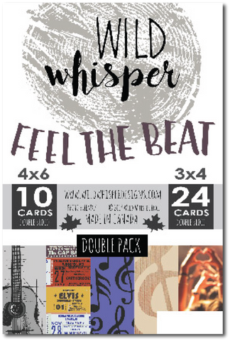 Feel the Beat - DOUBLE Card Pack