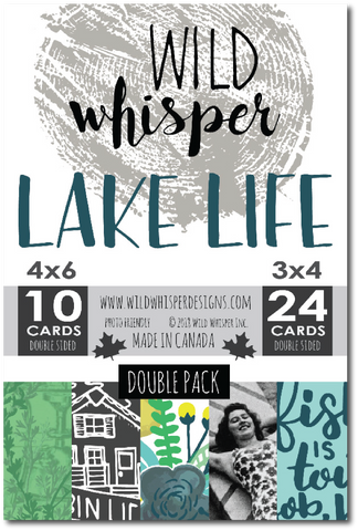 Lake Life - DOUBLE Card Pack