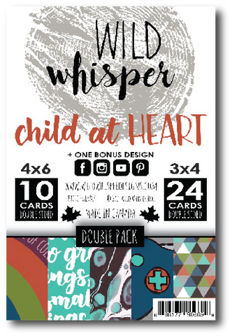 Child At Heart - DOUBLE Card Pack