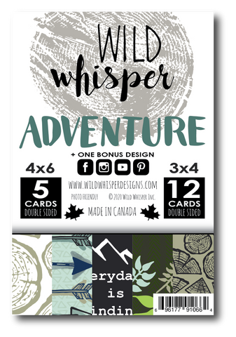 Adventure - Card Pack