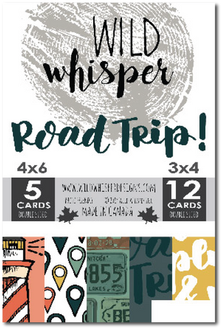 Road Trip! - Card Pack
