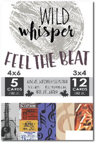 Feel the Beat - Card Pack