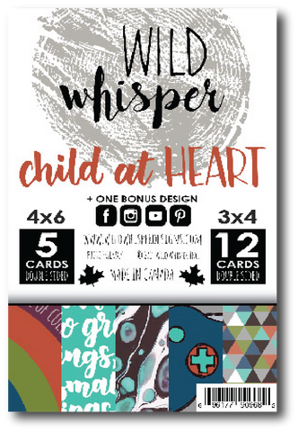 Child At Heart - Card Pack
