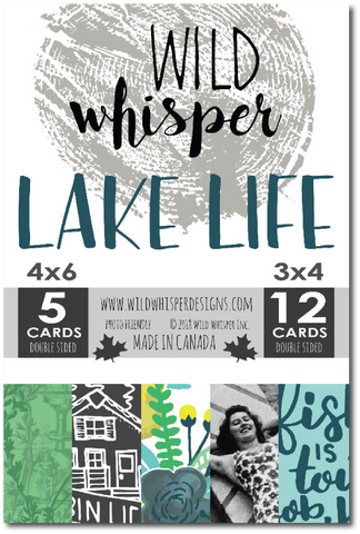 Lake Life - Card Pack