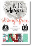 Strong & Free Card Pack