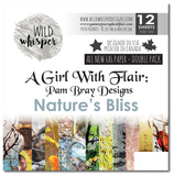 Pam Bray - Nature's Bliss 6x6 DOUBLE Paper Pack