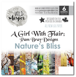 Pam Bray - Nature's Bliss 6x6 Paper Pack