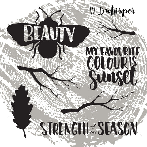 Strength of the Seasons - Cut File