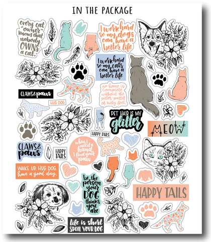 Happy Tails - Ephemera