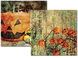 Pam Bray - Fall & Halloween DOUBLE 6x6 Paper Pack
