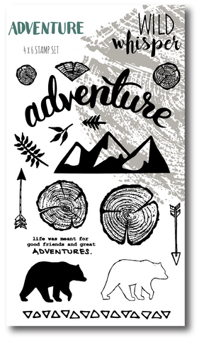Adventure Stamp Set