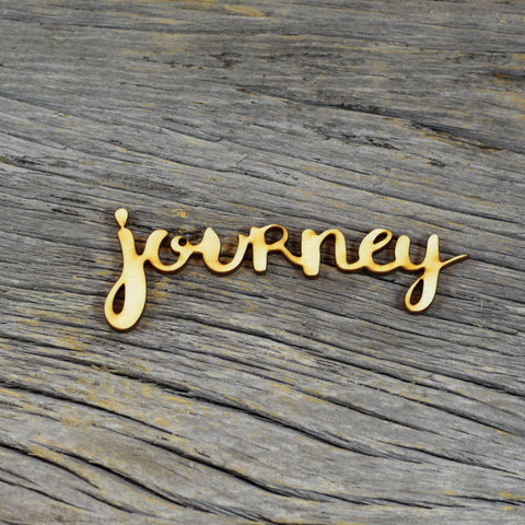 Wood Veneer - Journey Script