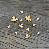 Wood Veneer - Maple Leaves
