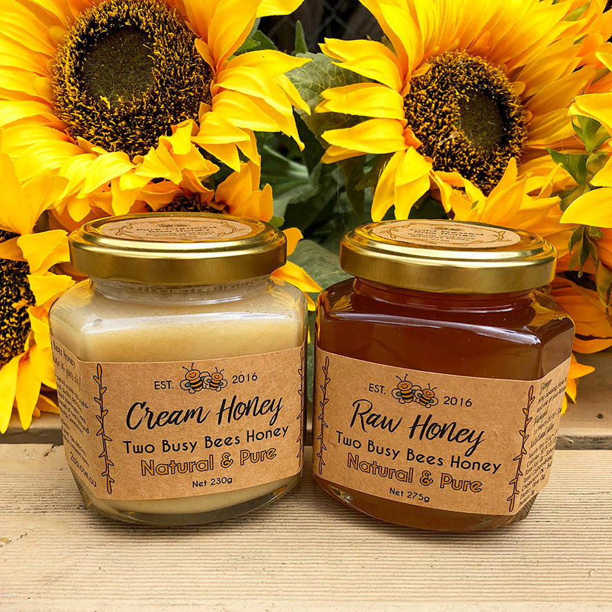 Creamed Soft Set Pure Honey - Back in Store!