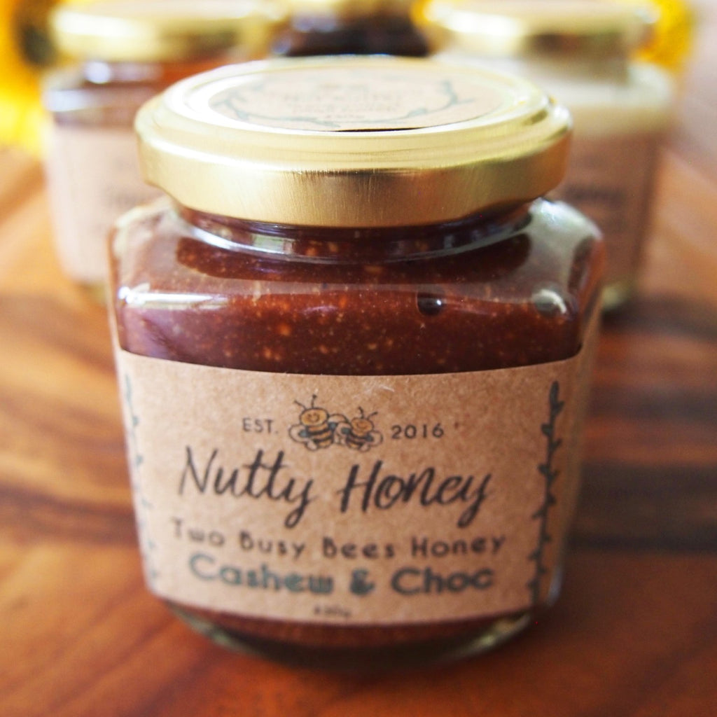Two Busy Bees - Nutty Honey