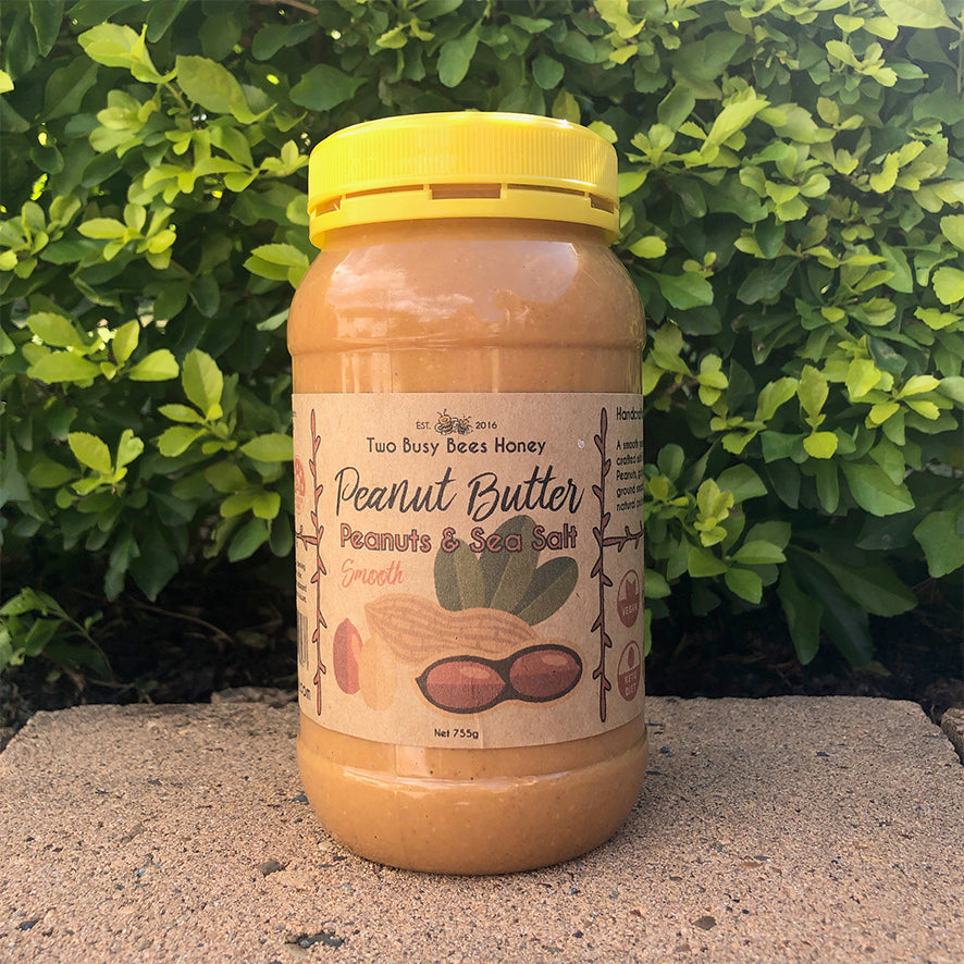 Our great selling new product - Peanut Butter!