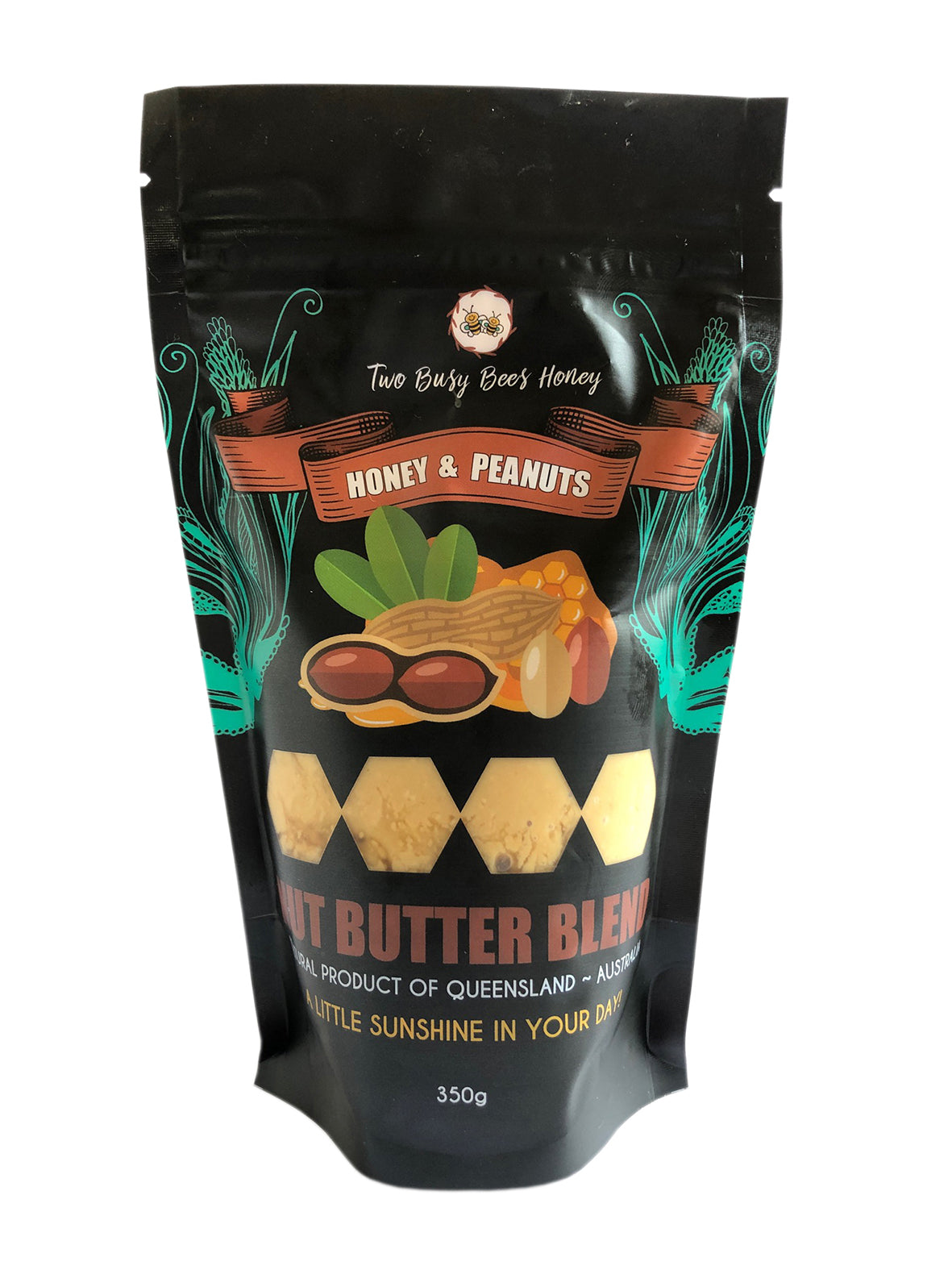 New in store :: Honey and Peanuts - Nut Butter Blend - Pouch Pack