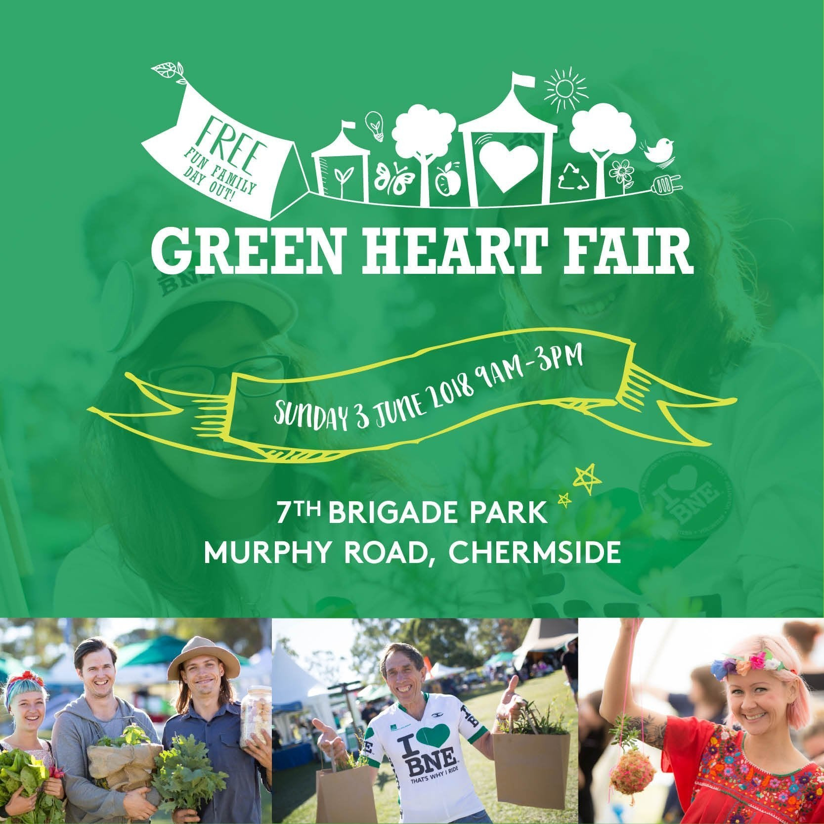 Two Busy Bees Special Event :: Green Heart Fair Round Up