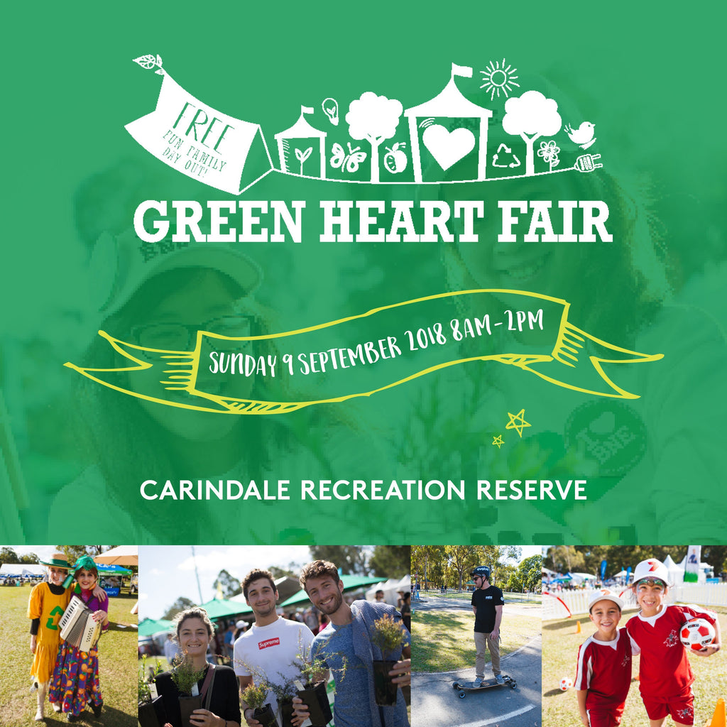 Two Busy Bees Special Event :: Green Heart Fair Round Up - Carindale