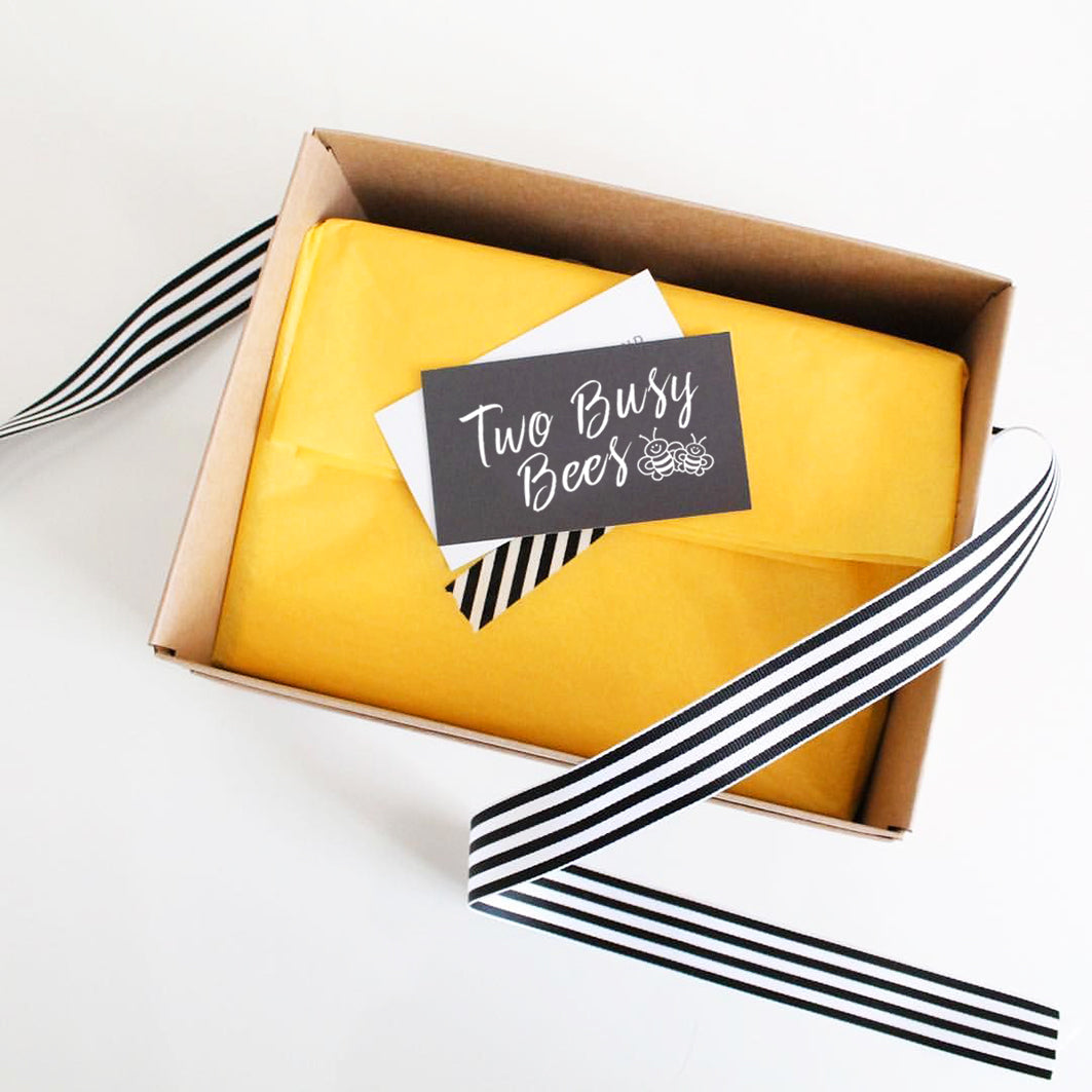 Subscription Box VIP Waitlist from Two Busy Bees Honey