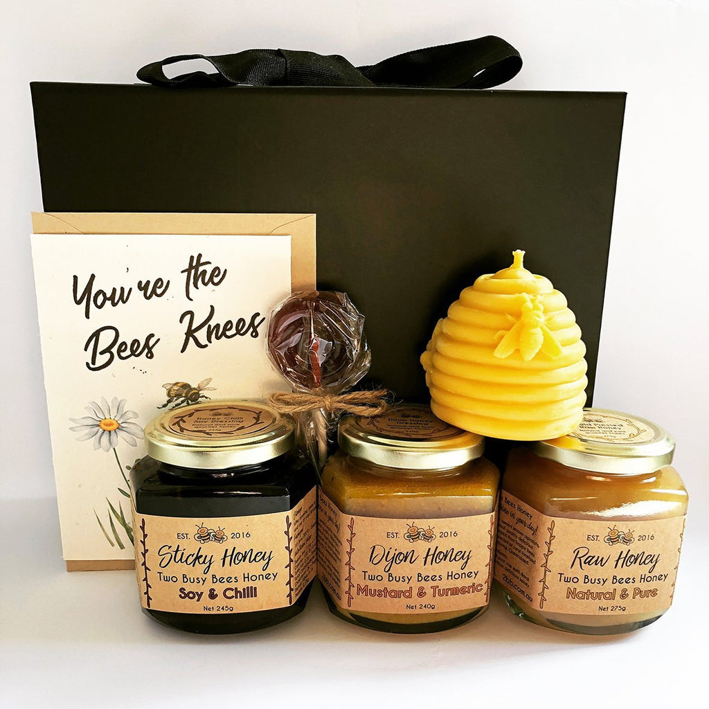 Honey Corporate Gift Boxes - Beautiful and Delicious Business Gifting