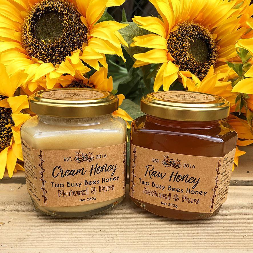 Two Busy Bees Honey Range