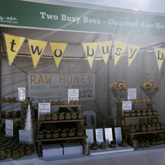 Two Busy Bees Honey at the Green Heart Fair