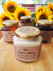 Two Busy Bees Honey - Four Jar set