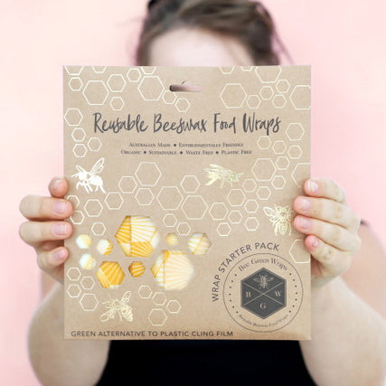 Beeswax Food Wraps